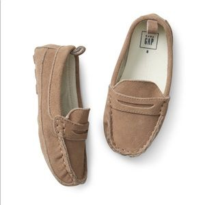 Gap Toddler Suede Loafers
